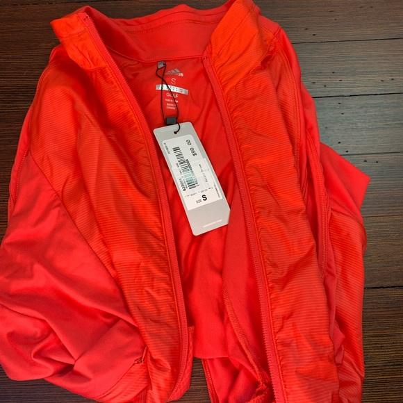 adidas Other - Women's Adidas golf vest - new bright orange